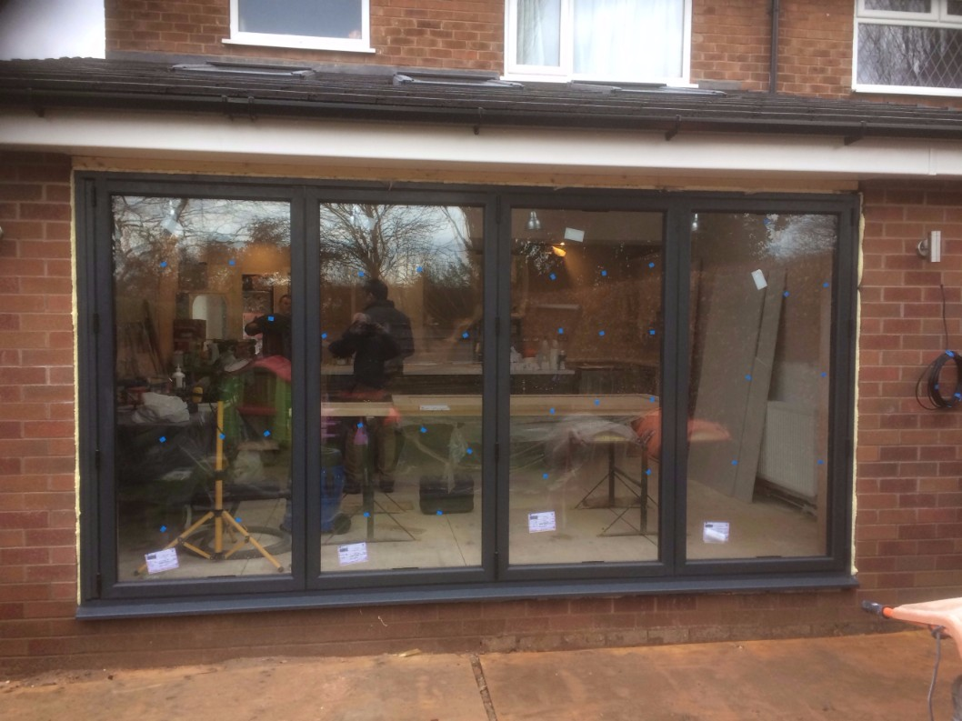 100% Customers Recommendation & Bi Folding Door Installation Stockport | Bi Folding Door Fitters ...