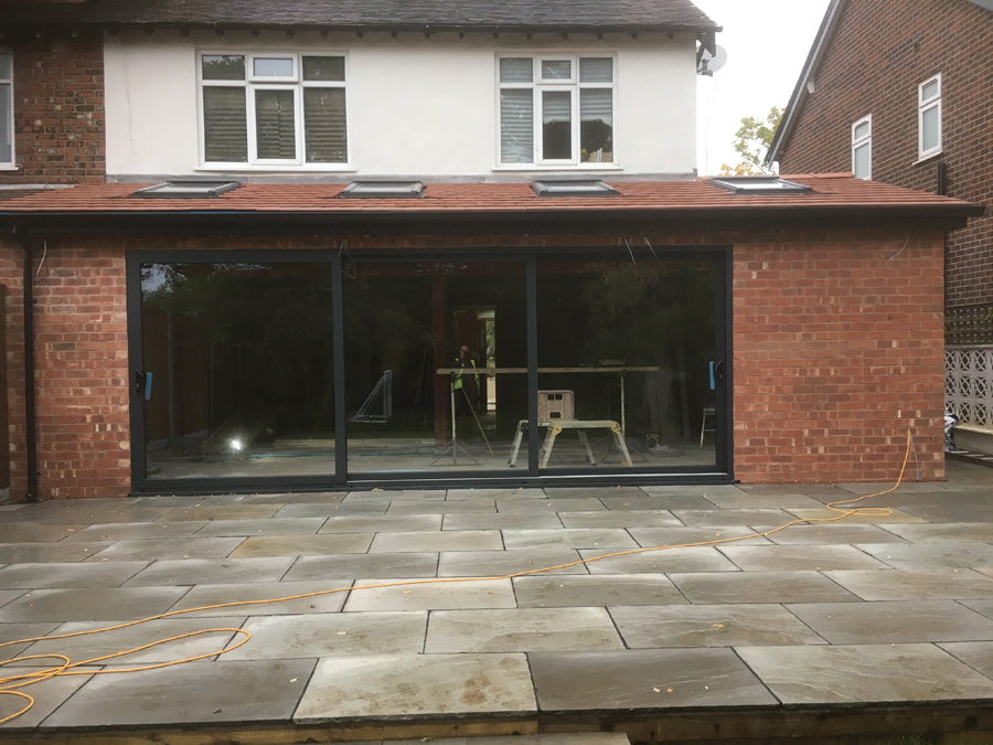 FREE QUOTE & Aluminium Sliding Patio Doors Installed Cheadle Hulme Stockport ...
