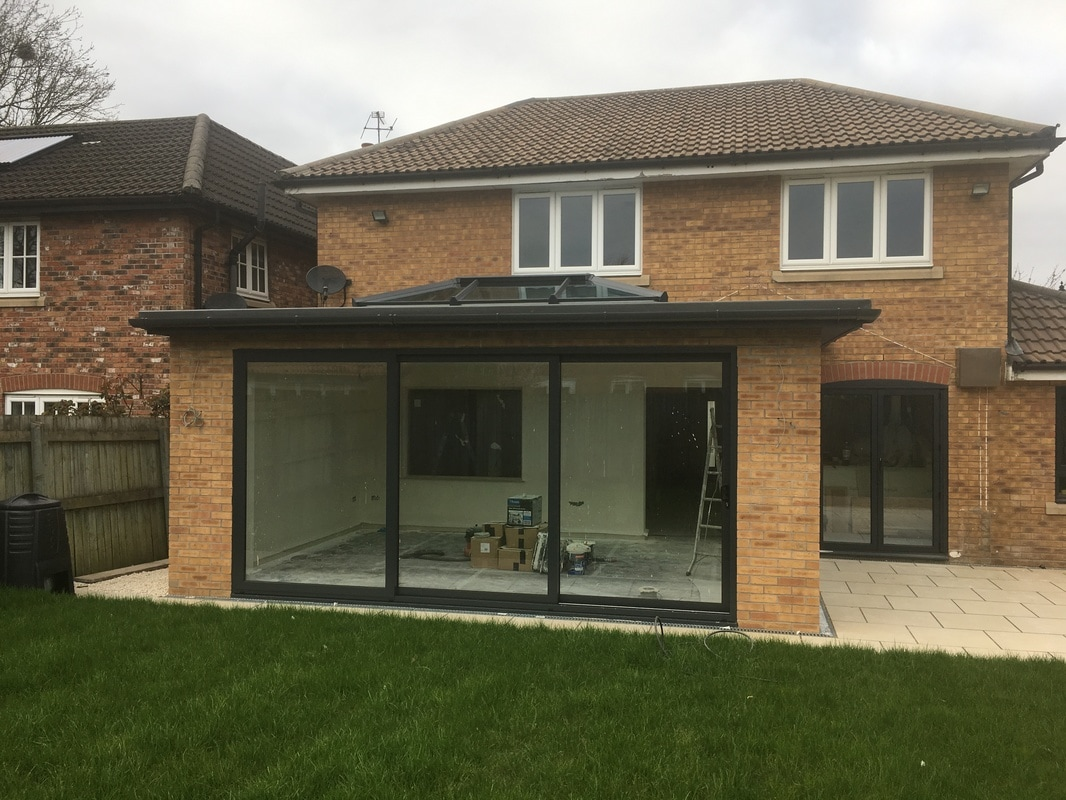 full orangery installation cheadle Hulme stockport