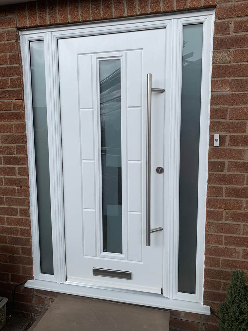 External Door Fitted in Stockport